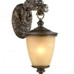 Уличный настенный светильник Favourite Dragon 1716-1W