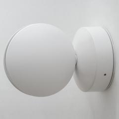 Уличный настенный светодиодный светильник Crystal Lux CLT 027W WH