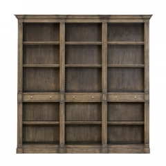 ABERDEEN TRIPLE BOOKSHELF