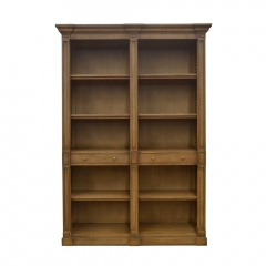 ABERDEEN DOUBLE BOOKSHELF