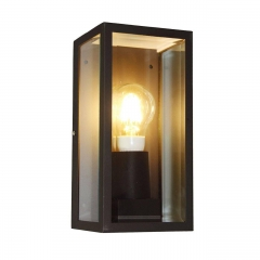 Уличный настенный светильник Favourite Fanale 1822-1W