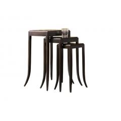Набор столиков (3шт) MESTRE, FRATELLI BARRI