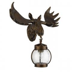 Уличный настенный светильник Favourite Hunt 1848-1W