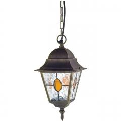 Уличный подвесной светильник Favourite Zagreb 1804-1P