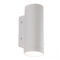 Уличный настенный светодиодный светильник Favourite Flicker 1828-2W