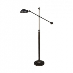 INDUSTRIAL JOINT FLOOR LAMP