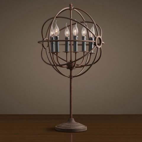лампа настольная Foucault's orb 8031–6TB