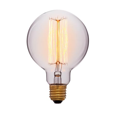 Edison Bulb G95 F2